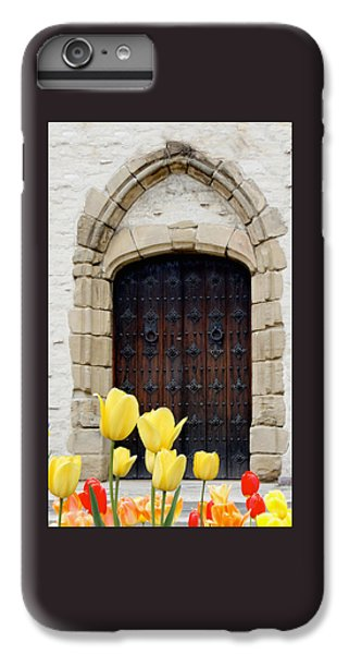 Marquette iPhone 6 Plus Case - St. Joan Of Arc Chapel by Art Spectrum