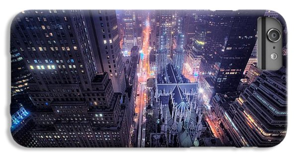 Design iPhone 6 Plus Case - St. Patrick's Cathedral by Mariel Mcmeeking