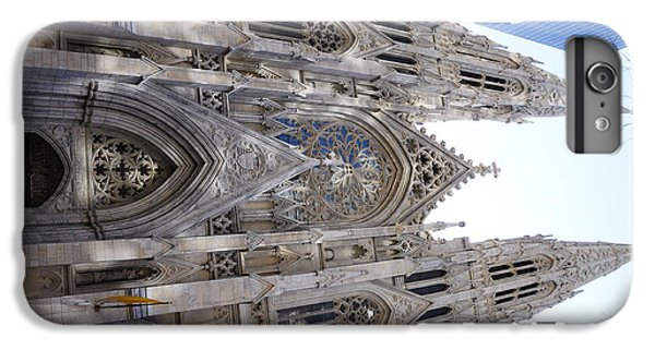 Design iPhone 6 Plus Case - St Patrick's Cathedral Nyc by Jeffson Chan