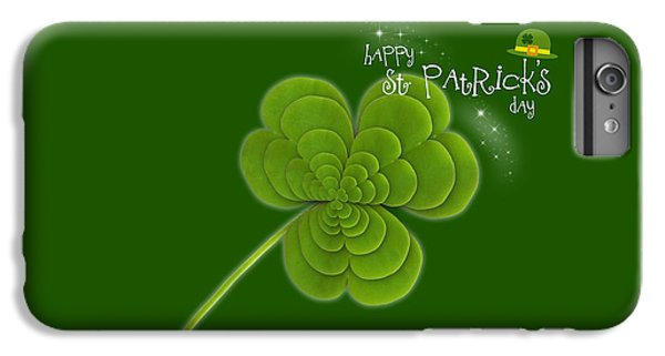Design iPhone 6 Plus Case - St. Patrick's Day by Maye Loeser