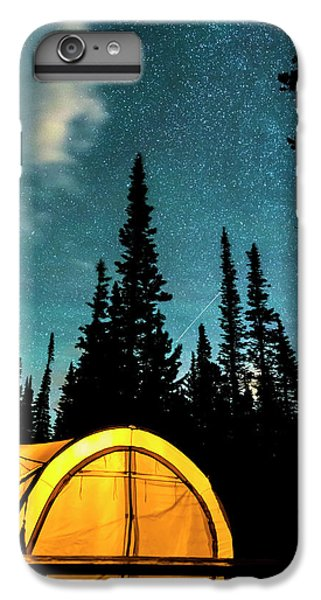IPhone 6 Plus Case featuring the photograph Star Camping by James BO Insogna