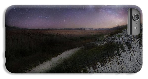 IPhone 6 Plus Case featuring the photograph Star Flowers by Bill Wakeley