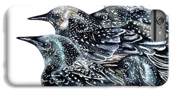 Starlings IPhone 6 Plus Case