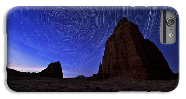 Nature Trail iPhone 6 Plus Case - Stars Above The Moon by Chad Dutson