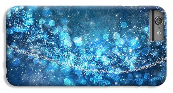Aliens iPhone 6 Plus Case - Stars And Bokeh by Setsiri Silapasuwanchai