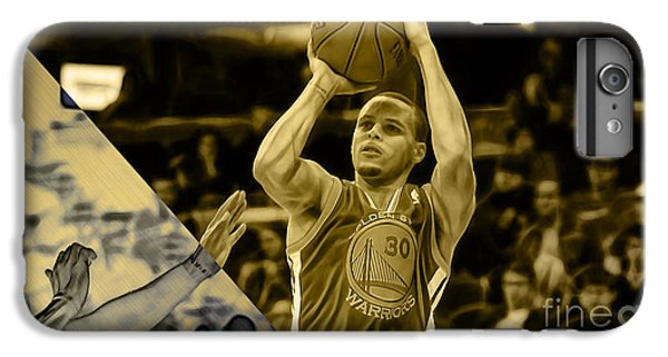 Steph Curry Collection IPhone 6 Plus Case