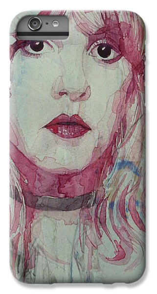 Phoenix iPhone 6 Plus Case - Stevie Nicks - Gypsy  by Paul Lovering