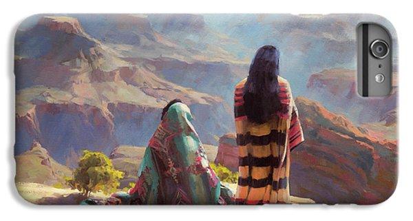 Grand Canyon iPhone 6 Plus Case - Stillness by Steve Henderson