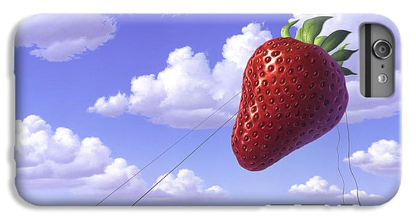Strawberry Field IPhone 6 Plus Case