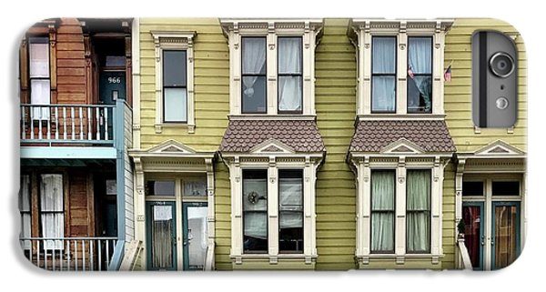 Streets Of San Francisco IPhone 6 Plus Case