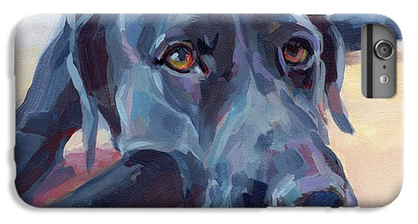Animal iPhone 6 Plus Case - Stretched by Kimberly Santini