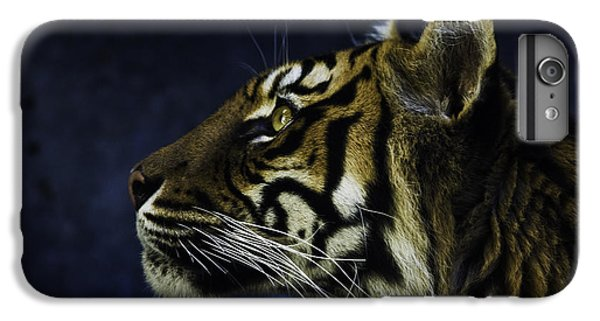 Sumatran Tiger Profile IPhone 6 Plus Case by Avalon Fine Art Photography