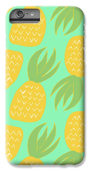 Summer Pineapples IPhone 6 Plus Case