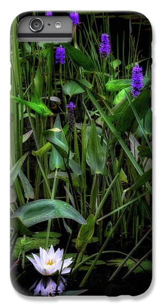 IPhone 6 Plus Case featuring the photograph Summer Swamp 2017 by Bill Wakeley