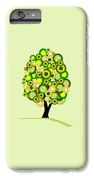 Summer Tree IPhone 6 Plus Case