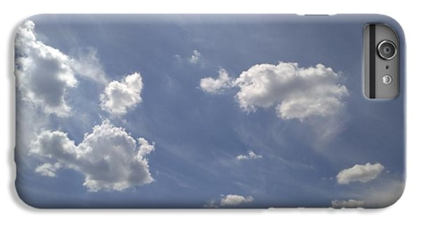 Summertime Sky Expanse IPhone 6 Plus Case by Arletta Cwalina