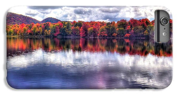IPhone 6 Plus Case featuring the photograph Sun Streaks On West Lake by David Patterson