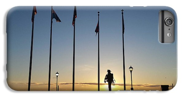 Sunrise At The Firefighters Memorial IPhone 6 Plus Case
