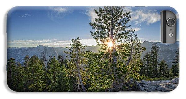 Sunrise On Sentinel Dome IPhone 6 Plus Case by Rick Berk