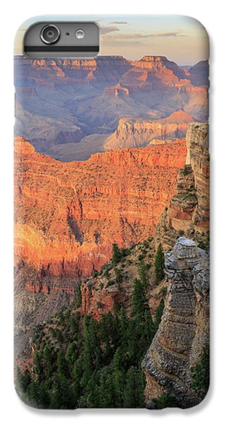 Sunset At Mather Point IPhone 6 Plus Case by David Chandler