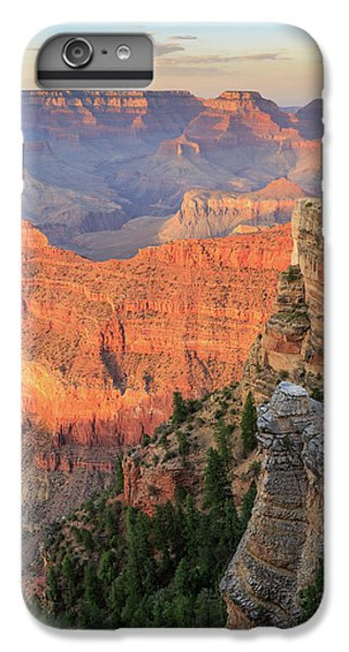 IPhone 6 Plus Case featuring the photograph Sunset At Mather Point by David Chandler