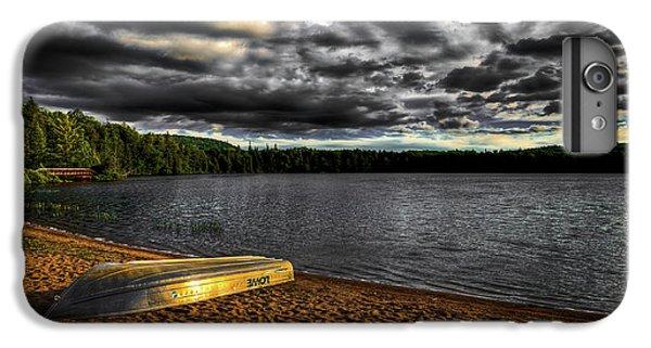Sunset At Nicks Lake IPhone 6 Plus Case by David Patterson