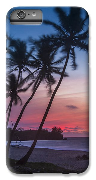 Sunset In Paradise IPhone 6 Plus Case by Alex Lapidus