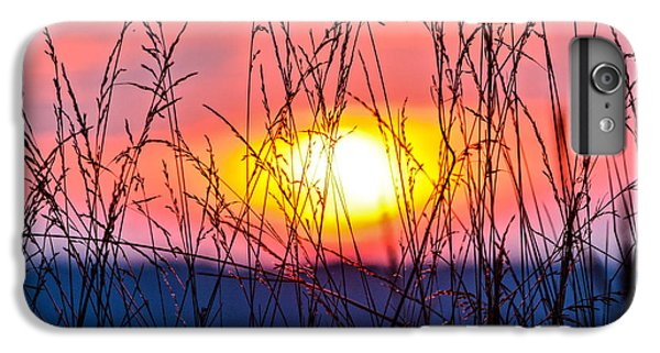 Sunset On The Prairie  IPhone 6 Plus Case