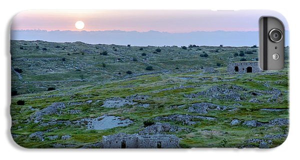 Sunset Over A 2000 Years Old Village IPhone 6 Plus Case