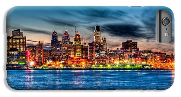 Sunset Over Philadelphia IPhone 6 Plus Case