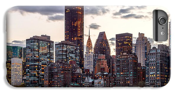 Surrounded By The City IPhone 6 Plus Case by Az Jackson