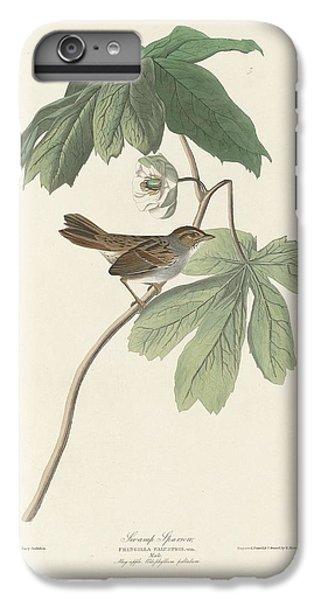 Swamp Sparrow IPhone 6 Plus Case