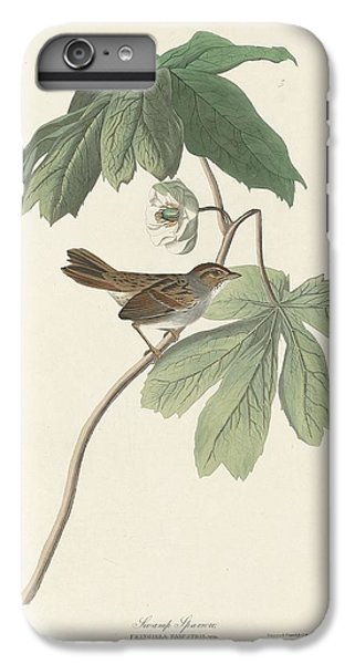 Swamp Sparrow IPhone 6 Plus Case by Anton Oreshkin