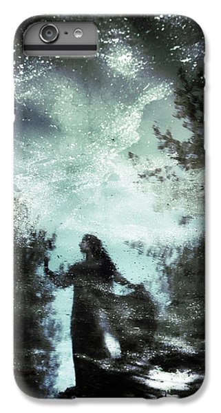 Magician iPhone 6 Plus Case - Swamp Witch by Cambion Art