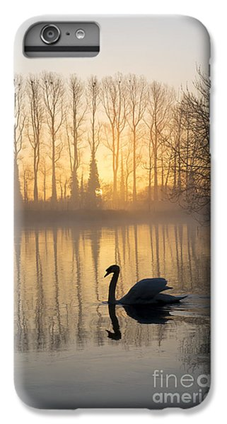 Swan Lake IPhone 6 Plus Case by Tim Gainey