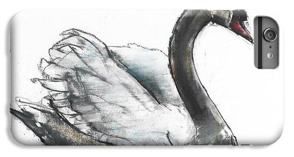 Swan IPhone 6 Plus Case by Mark Adlington