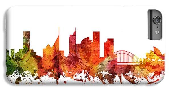 Sydney Cityscape 04 IPhone 6 Plus Case by Aged Pixel