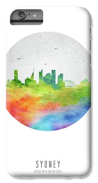 Sydney Skyline Ausy20 IPhone 6 Plus Case by Aged Pixel