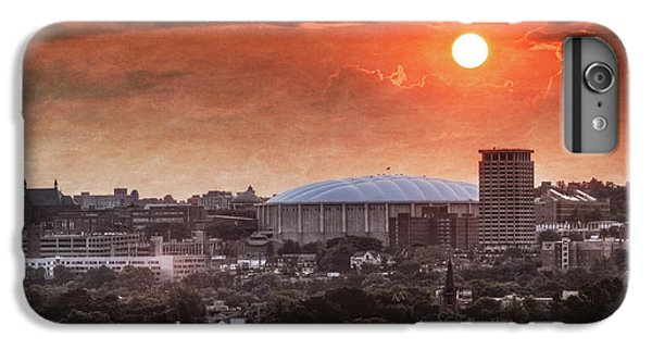 Syracuse Sunrise Over The Dome IPhone 6 Plus Case by Everet Regal