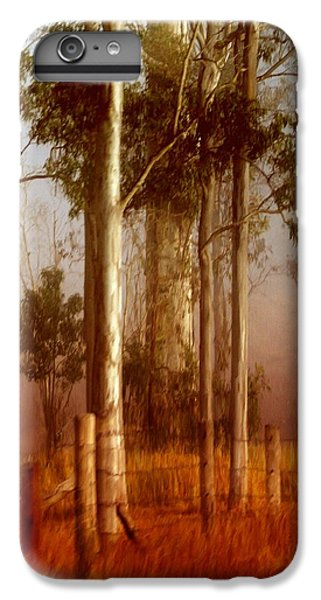 iPhone 6 Plus Case - Tall Timbers by Holly Kempe