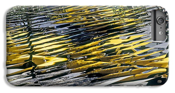 Visual iPhone 6 Plus Case - Taxi Abstract by Tony Cordoza