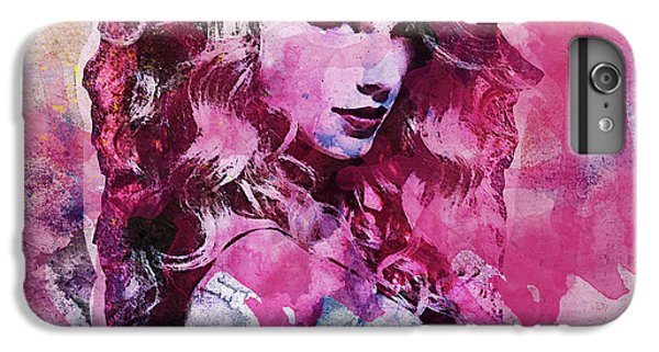 Taylor Swift - Oncore IPhone 6 Plus Case by Sir Josef - Social Critic - ART