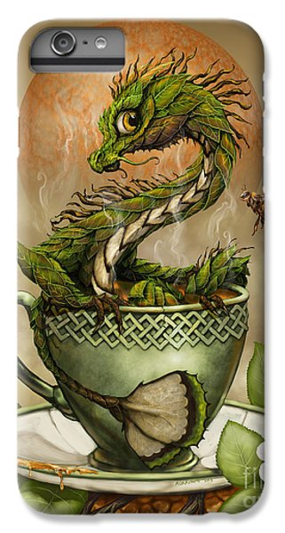 Tea Dragon IPhone 6 Plus Case