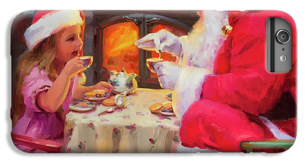 Elf iPhone 6 Plus Case - Tea For Two by Steve Henderson