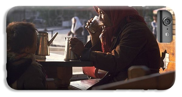 Tea In Tashkent IPhone 6 Plus Case by Travel Pics