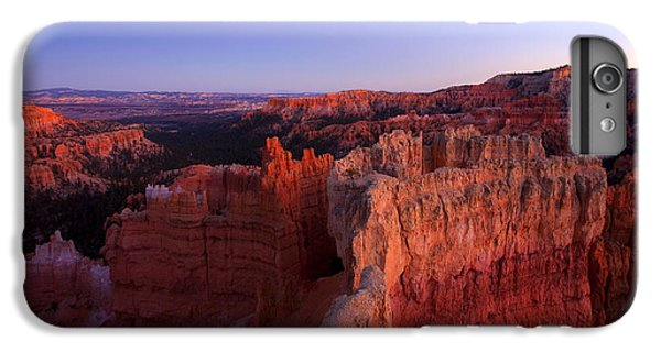 Desert iPhone 6 Plus Case - Temple Of The Setting Sun by Mike  Dawson