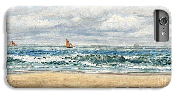 Water Ocean iPhone 6 Plus Case - Tenby by John Brett