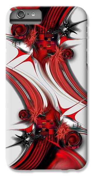 Tender Design - Composition IPhone 6 Plus Case