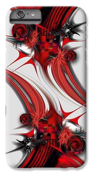 Tender Design - Composition IPhone 6 Plus Case