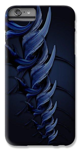 Tender Vision Of Blue Feeling IPhone 6 Plus Case